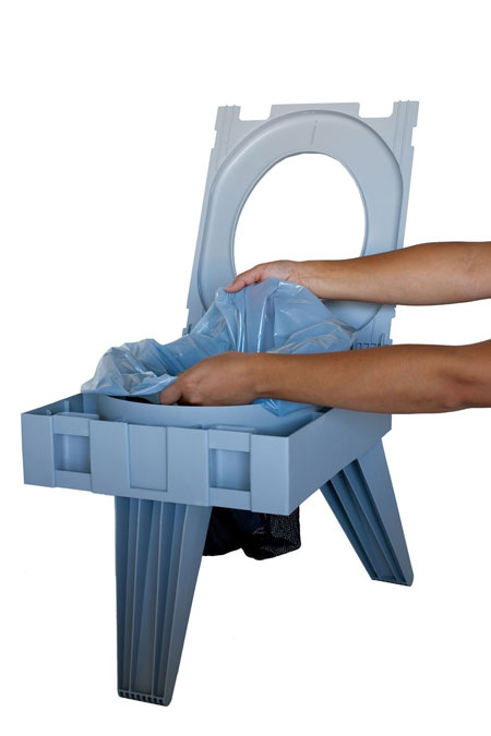 Portable Camping Toilet - Buy Online - Ezygonow Products Australia